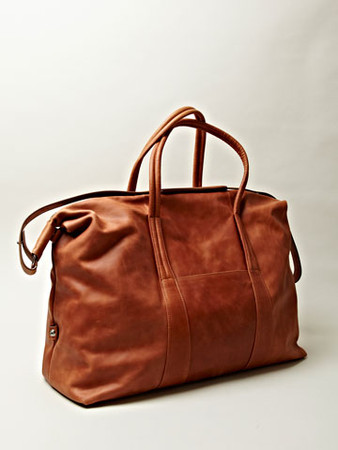 Maison Martin Margiela - MAISON MARTIN MARGIELA 11 MEN'S LEATHER WEEKEND BAG