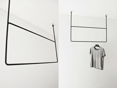 ANNALEENA DESIGN - Clothing rail Rectangle