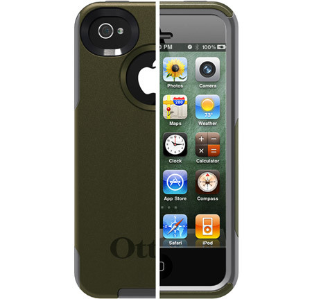 Otter Box - Commuter Series // iPhone 4S Case