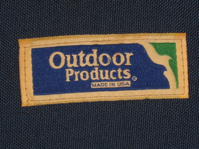 Outdoor Products - 80's Outdoor Products OLD LOGO GOODS