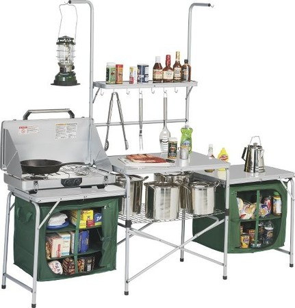 My New Cabela's: Cabela's Deluxe Camper's Kitchen Zoom