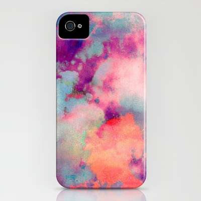 society6 - Untitled (Cloudscape) 20110625p iPhone Case