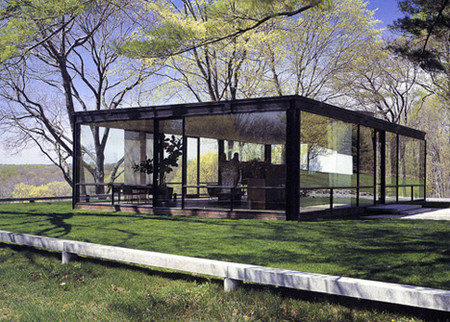 Philip Johnson - GlassHouse
