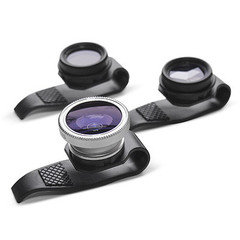 Gizmon - Clip-On Lenses for iPhone, iPad