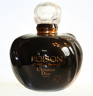 Christian Dior - Christian Dior POISON Factice Perfume Bottle