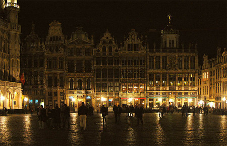 Kingdom of Belgium - La Grand-Place, Brussels
