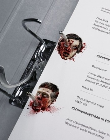 The Stationery Of Horror