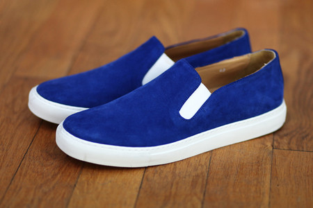 COMME des GARCONS - the classic slip-on