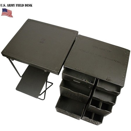 US.ARMY - FIELD DESk