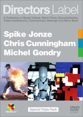Spike Jonze,Chris Cunningham,Michel Gondry - DIRECTORS LABEL スペシャル・トリプル・パック (初回限定生産) [DVD]