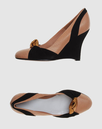 Maison Martin Margiela - Wedge Sole pumps