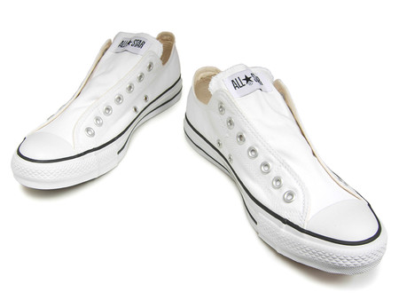 CONVERSE - ALL STAR SLIP III OX WHITE