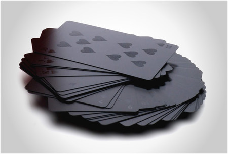 Gent Supply Co. - MONOCHROMATIC DECK OF CARDS