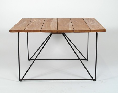 Luther Conover Table 1950 California