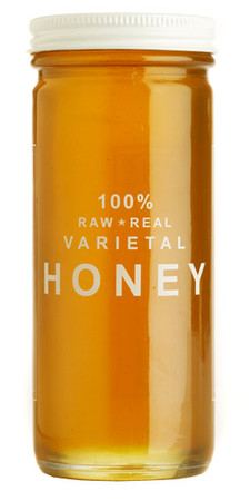 Bee Raw - Basswood Honey