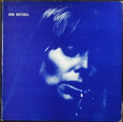 Joni Mitchell - Blue (Record: Reprise MS 2038 U.S.early press)