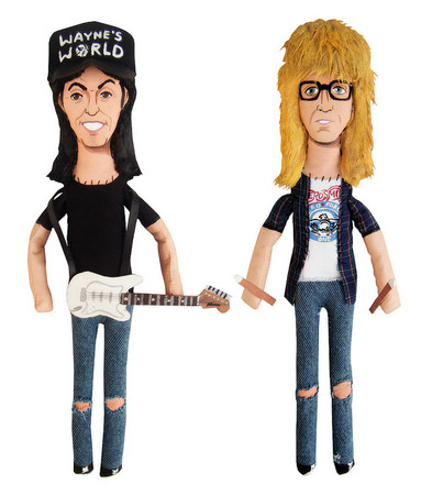 Wayne's World doll