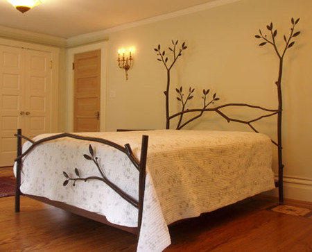 Shawn Lovell Metalworks - Branch Bed