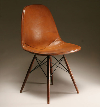 Herman Miller  - Charles and Ray Eames Herman Miller DKW chair