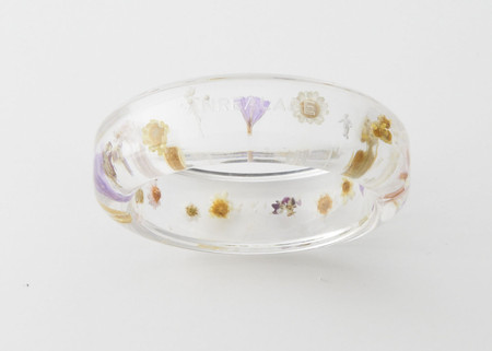 ANREALAGE - Pressed Flower (Oshibana) Bangle