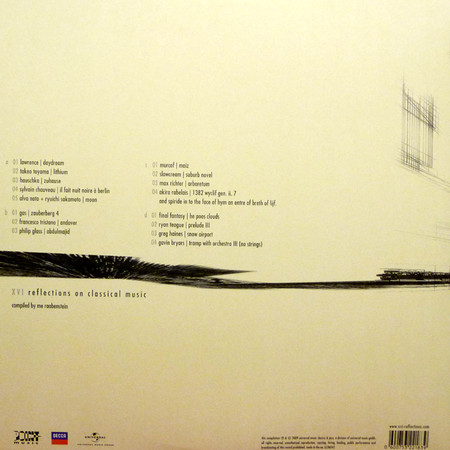 Various Artists - XVI REFLECTIONS ON CLASSICAL MUSIC