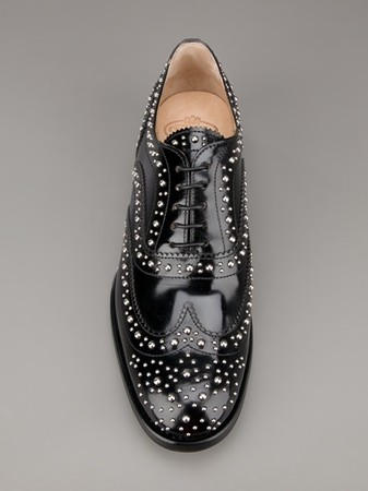 CHURCH'S - BURWOOD SHOE