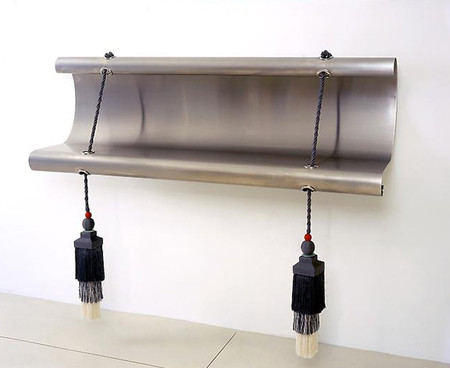Maria Pergay - Steel Shelf