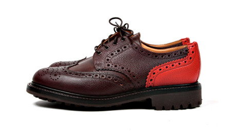 "Union X Mark McNairy  - Country ""mix"" Brogue"