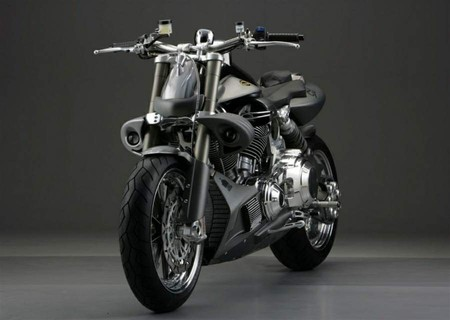 CR&S Motorcycles - DUU concept
