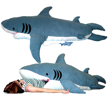 Kendra Phillips - Shark Sleeping Bag