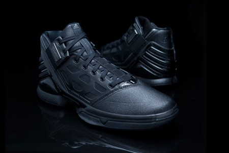 "adidas - adiZero Rose 2 ""Triple Black"""