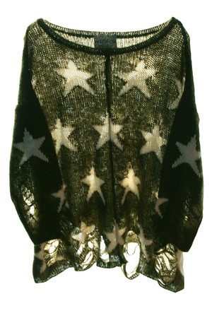WILDFOX - SEEING STARS - LENNON SWEATER