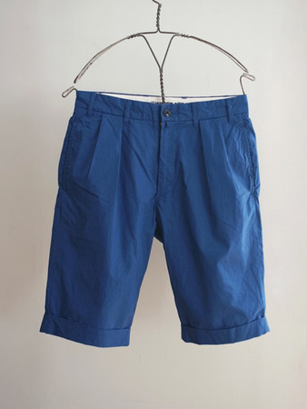 15jyugo - horse cloth shorts