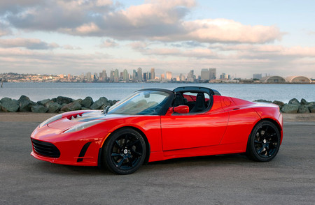Tesla Motors - 2011 Tesla Roadster 2.5.