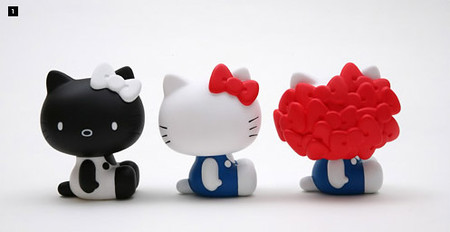 MEDICOM TOY - UNDERCOVER x Sanrio Hello Kitty