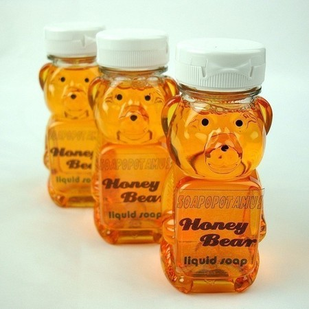 Soapopotamus - Honey Bear - Liquid Soap