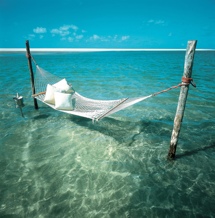 Indigo Bay Resort & Spa, Mozambique - 'Hammock on the Sea'
