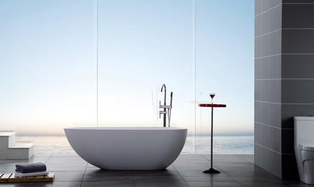 Ethos  - Luxury Modern Bathtub 67