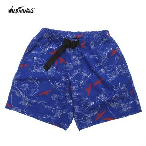 WILDTHINGS - Climber Print Climbing Short