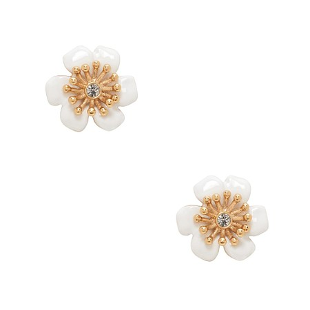 kate spade NEW YORK - MOM'S THE WORD APRIL POSEY PARK STUDS