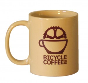Bicycle Coffee - CERAMIC MUG