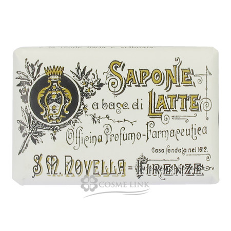 Santa Maria Novella - MILK SOAP ROSE