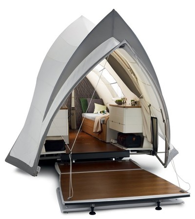 OPERA - Luxury Camper Trailer