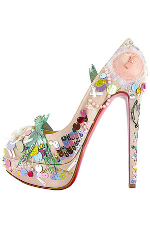 Christian Louboutin - 2012 Spring-Summer