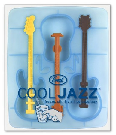 Fred - Cool Jazz Ice Cube Tray