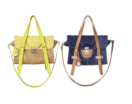 CARVEN - urban style handbags by Carven Carven handbags collection for Spring 2012