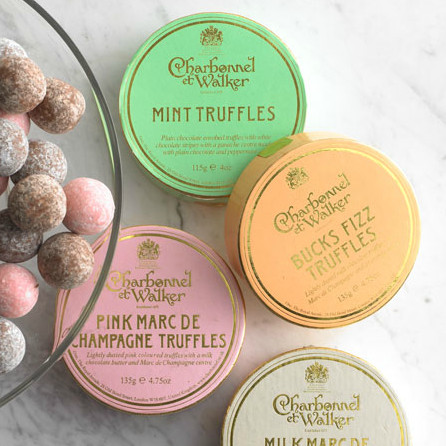 CHARBONNEL ET WALKER - chocolate truffles