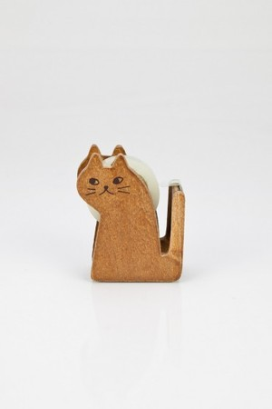 null - Miranda cat tape dispenser