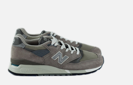 New Balance - M998 made in U.S.A. (Gray)