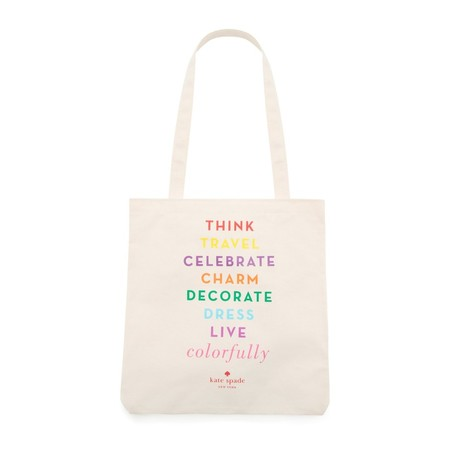 kate spade NEW YORK - living colorfully tote